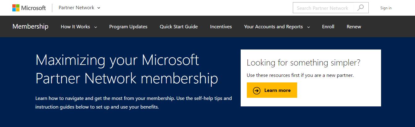 Microsoft affiliate instructions