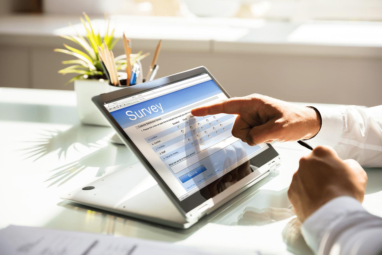 affiliate marketing survey