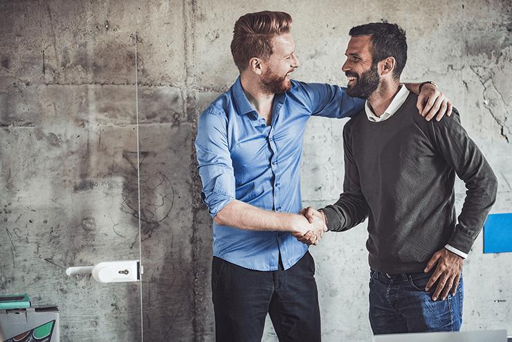 positive affiliate relationships